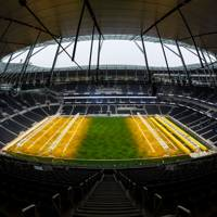 The new Tottenham Hotspur stadium