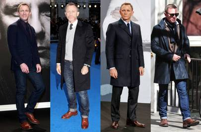 4 style lessons you can learn from Daniel Craig