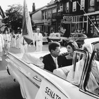 Ongoing: Life With The Kennedys: Photographs by Mark Shaw at Proud Central
