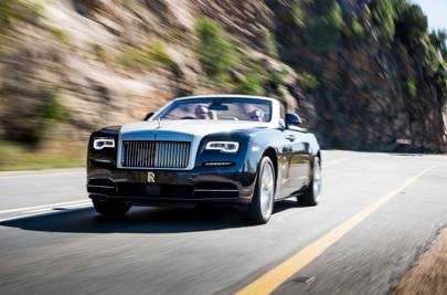 Rolls Royce Dawn: a roller for millenials
