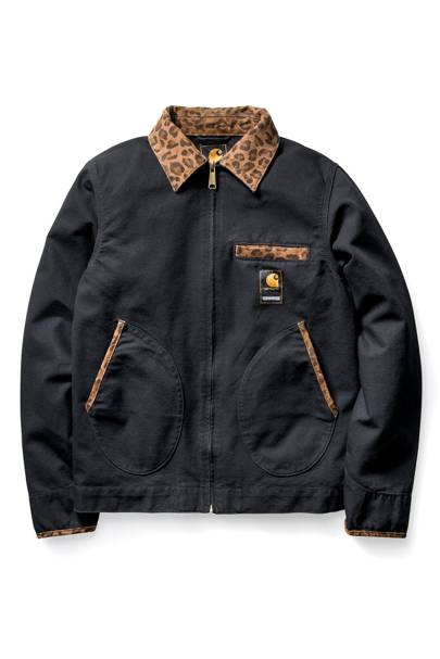 Neighborhood x Carhartt WIP Detroit jacket