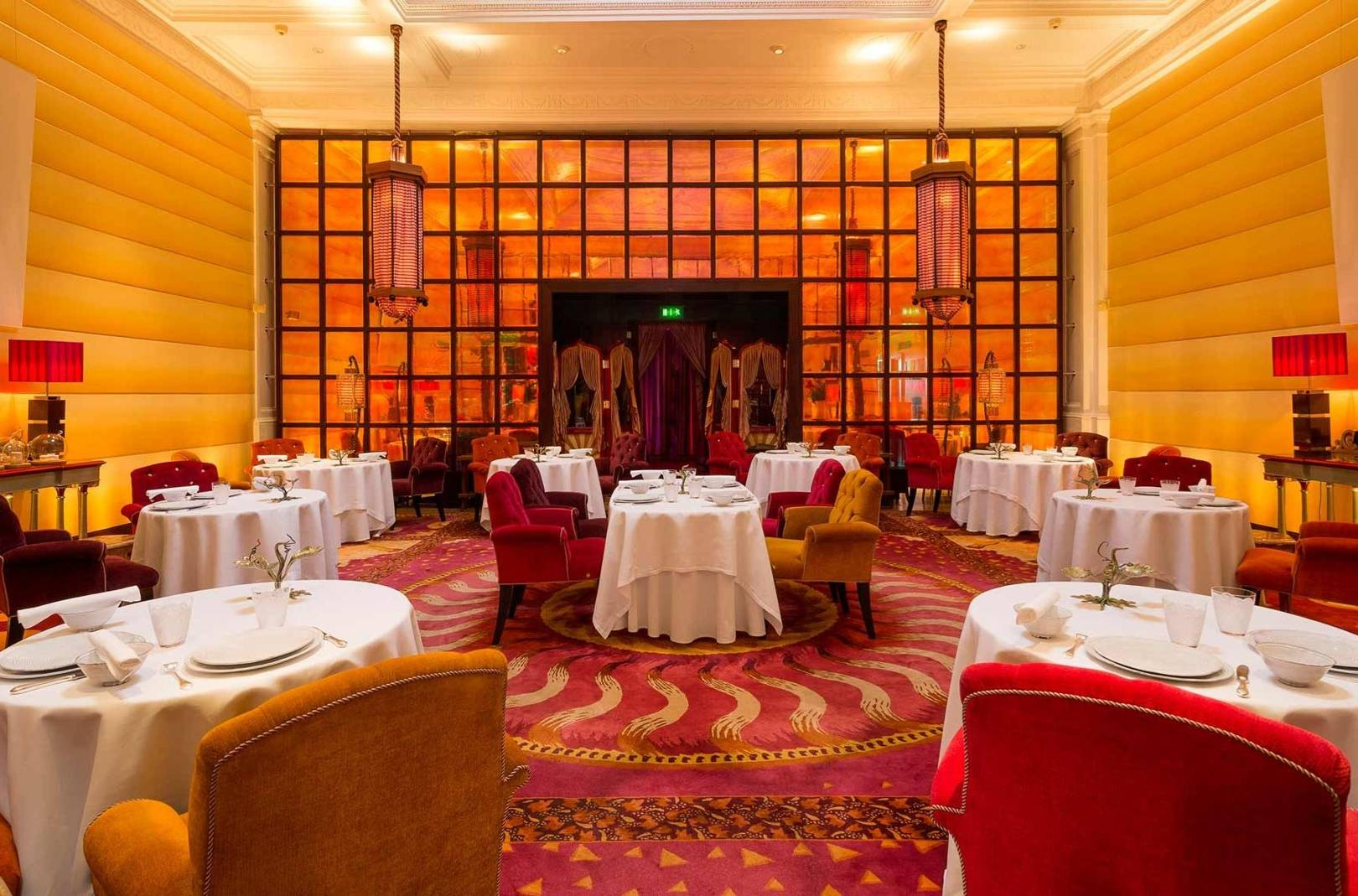 8 of the most luxurious restaurants in london | british gq
