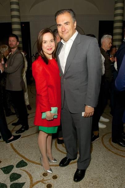 Louisa McCarthy and Dominic McCarthy