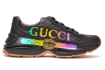 20. Gucci Rhyton trainers
