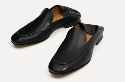 Zara 'Studio' loafers