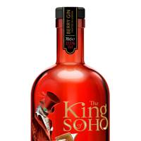 The King of Soho Variorum Gin