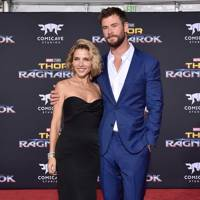 Easy does it at the premiere of Thor: Ragnarok