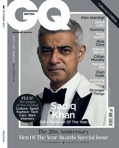 Politician Of The Year: Sadiq Khan