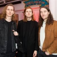 Ben Hallowell, Matt-Thomson and Pete Tucker