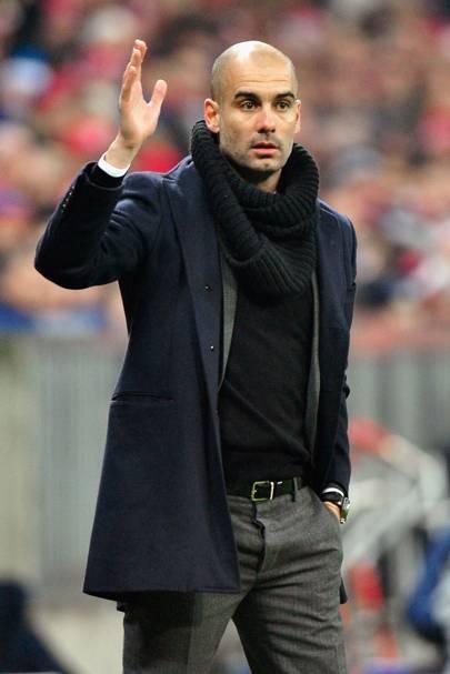 34. Josep Guardiola