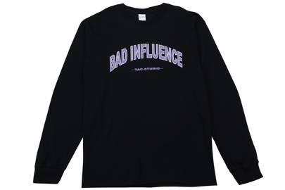 Bad Influence Long Sleeve (Lavender) by YAC Studio