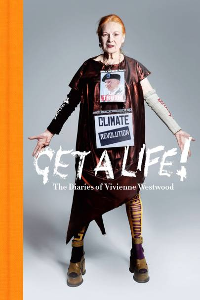 """Get A Life!"" by Vivienne Westwood"