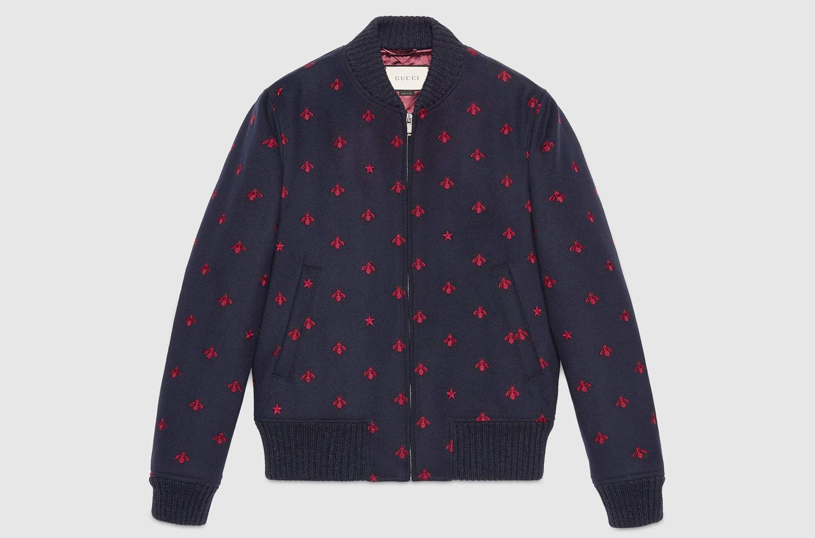 5344e1327 Best embroidered bomber jackets for men this winter | British GQ