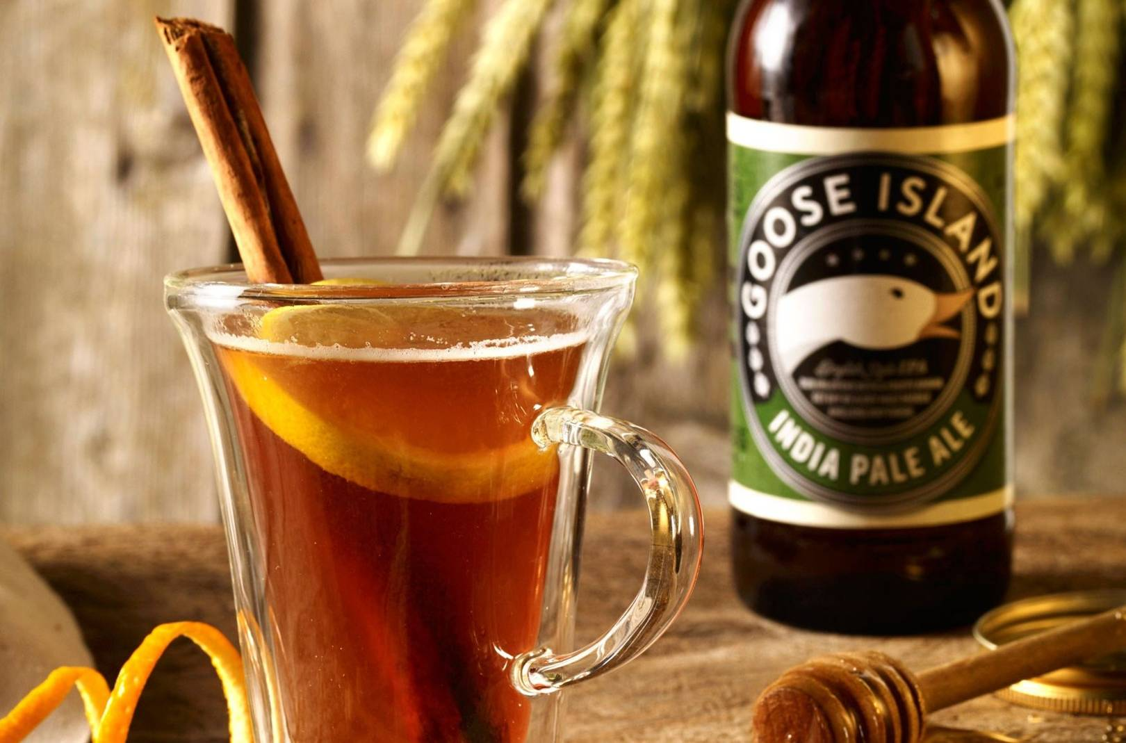 How to Make Mulled Beer foto