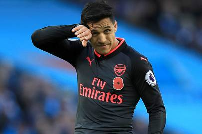 6cb8e2ab4 Is it time for Arsenal to drop Alexis Sánchez