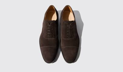 Cesare Moro Oxford shoes by Scarosso