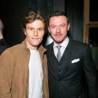 Oliver Cheshire and Luke Evans