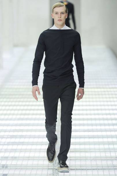Look 3 from the Spring/Summer 2011 collection