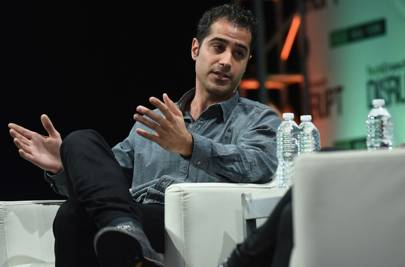 Kayvon Bekypour, founder and CEO of live-streaming app Periscope