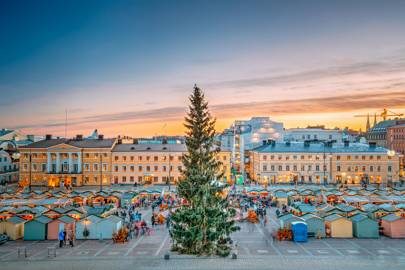 Best for design: Helsinki Christmas Market, Finland