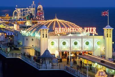GQ City Guide: Brighton