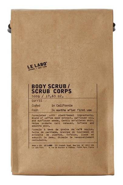 Body Scrub by Le Labo