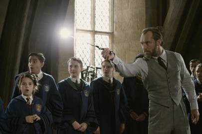 Your ultimate handy guide to Dumbledore and Grindelwald's relationship in Fantastic Beasts 2