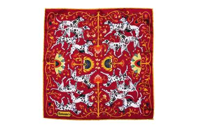 Hound And Thistle pocket square from Robertto's