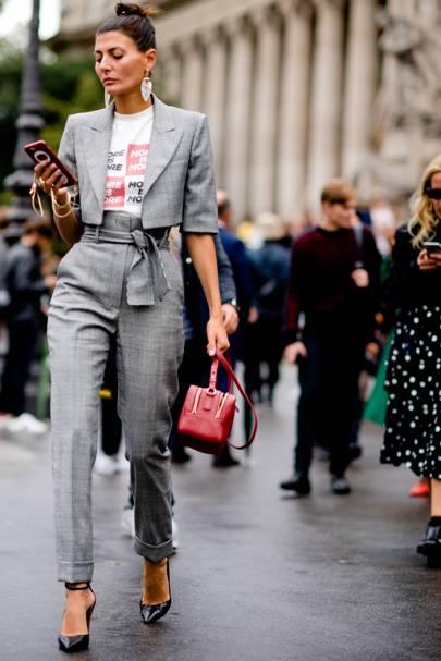 864ff385ba674 Paris Fashion Week SS19: the strongest street style | British GQ