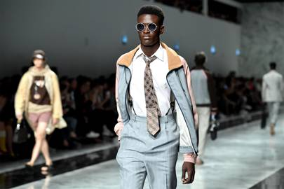 ad7266755c1c9 3 things we learned today at Milan Men s Fashion Week