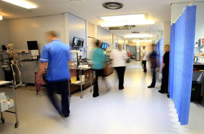 Cyber strike on UK hospitals is 'international attack': PM
