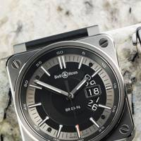 BR03-96 Grande Date by Bell & Ross