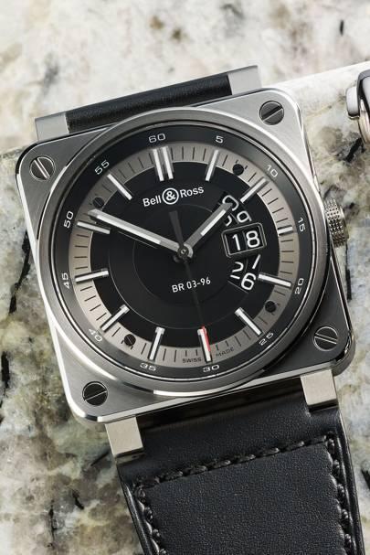 BR03-96 Grande Date by Bell & Ross