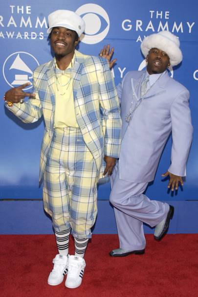 2002: Outkast