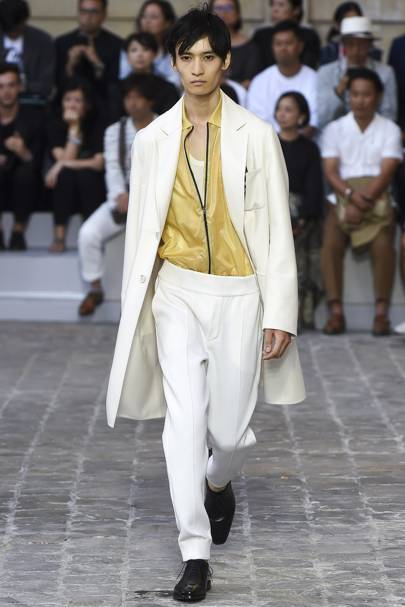 04a80ffd211c The shows you need to know  Berluti. Berluti Spring Summer 2018