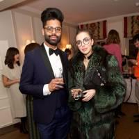 Kish Rav and Jennifer Boctor