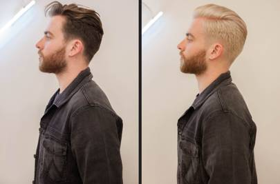Should You Dye Your Hair Platinum Blond British Gq