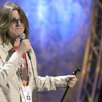 The late great Mitch Hedberg