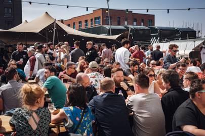 2. Friday 24 - Saturday 25 May. Edinburgh Craft Beer Festival