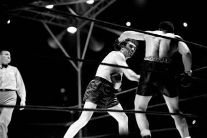 Joe Louis vs Max Schmeling, 1936