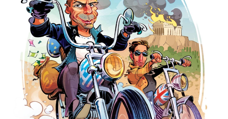 Yanis Varoufakis Brexit Is Like Watching A Train Crash