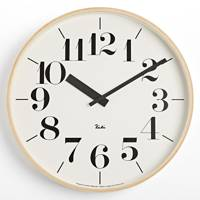 Riki Clock by Rejuvenation