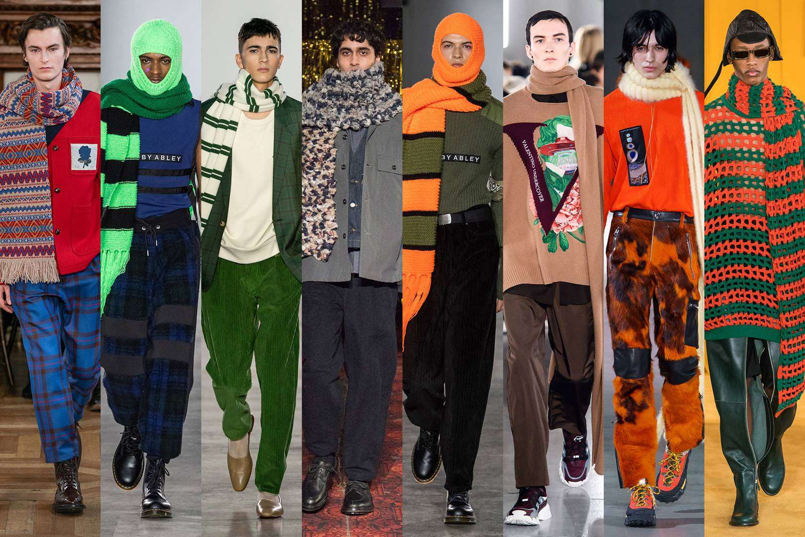 b42bb060ba7 Autumn Winter 2019 trends for men