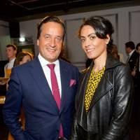 Giuseppe Dewilde and Zia Zareem-Slade