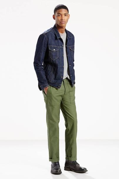 Levi's 'Utility Pants'