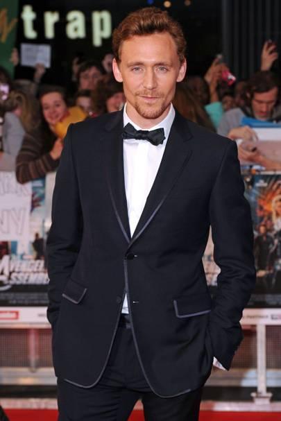 2. Tom Hiddleston