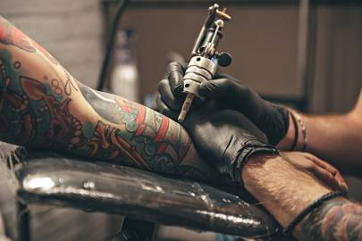 Tattoo aftercare: your essential five-step routine