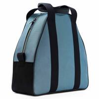 AM Hungerford trapezoid sports holdall