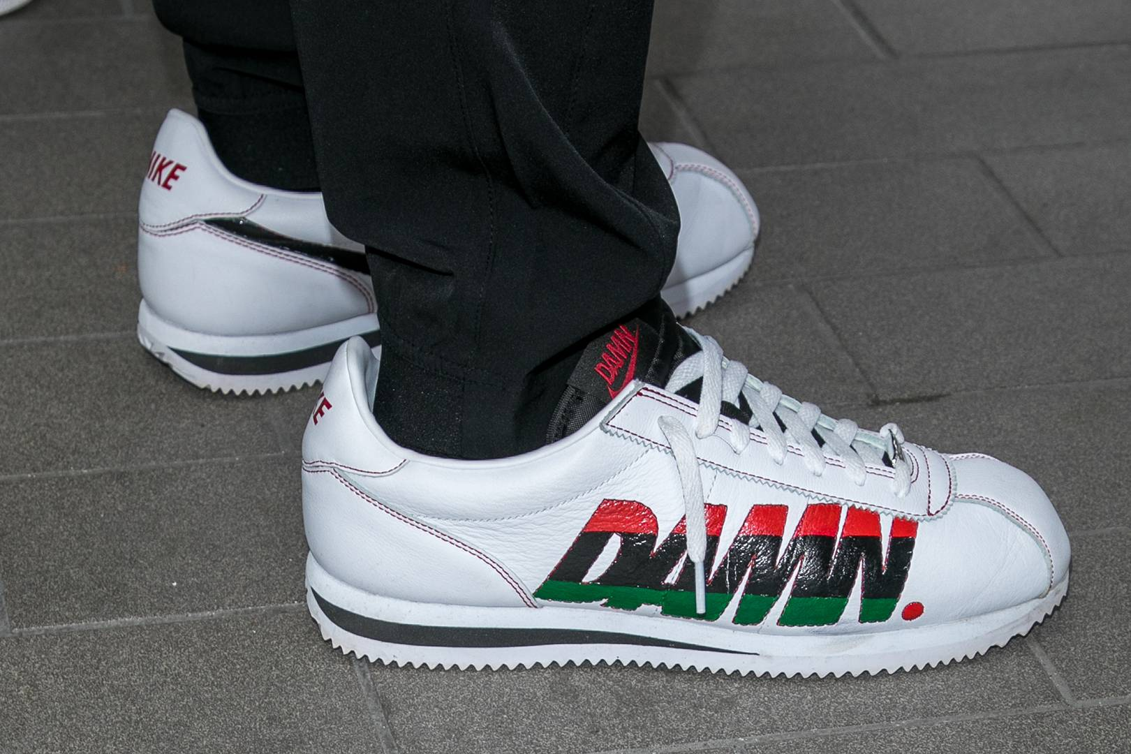b85e839d77a Spike Lee trainers: the director is a certified sneakerhead | British GQ