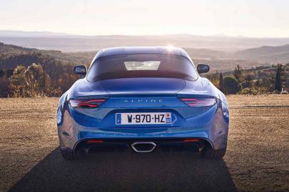 Alpine A110 Review Its Better Than You Might Expect British Gq